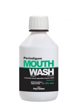 Frezyderm MouthWash Periodontitis 250ml