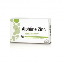 Biorga Alphane Zinc 15mg 60caps