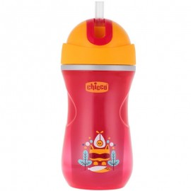 Chicco Sport Cup Κόκκινο 14m+ 266ml