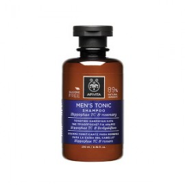 Apivita Holistic Hair Care Τονωτικό Σαμπουάν Κατά της Τριχόπτωσης για Άνδρες 250ml