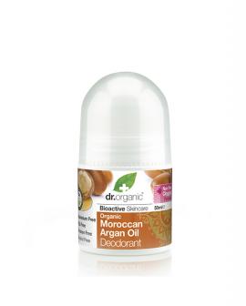 Dr.Organic Deodorant Αποσμητικό Με Έλαιο Αργκάν 50ml