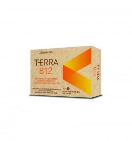Genecom Terra B12 30 διασπειρόμενα δισκία