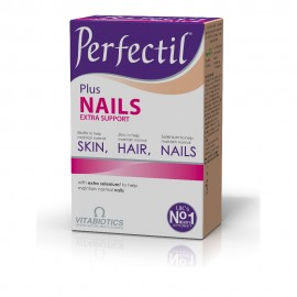 Vitabiotics Perfectil Plus Nails 60 ταμπλέτες