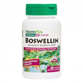 NaturesPlus Herbal Actives Boswellin 300 mg 60 vcaps