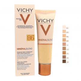 Vichy Mineralblend Fond De Teint Hydratant 06 Ocher 30ml