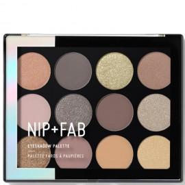 Nip+Fab Eyeshadow Palette 04 Gentle Glam 12g