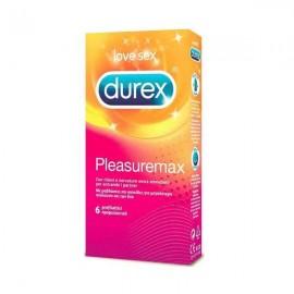Durex Pleasuremax 6 Προφυλακτικά