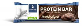 My Elements Protein bar Double Choco Flavor 60gr
