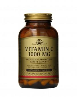 Solgar Vitamin C 1000mg 100 φυτοκάψουλες