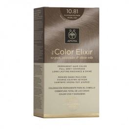Apivita My Color Elixir 10.81 Κατάξανθο Περλέ Σαντρέ