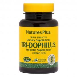 NaturesPlus Tri-Dophilus 60Vcaps