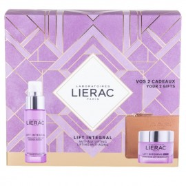 Lierac Promo Lift Integral Serum 30ml & ΔΩΡΟ Lift Integral Nutri 50ml & Δερμάτινο Πορτοφόλι