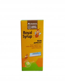 ARKOPHARMA Royal Syrup Bon Apetit