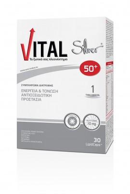 Vital Silver 50+ 30 LipidCaps
