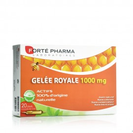 Forté Pharma  Royal Jelly 1000mg 20 Αμπούλες x 10ml