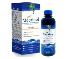 Power Health Mourinol Cod liver oil Mango-peach flavor 250ml