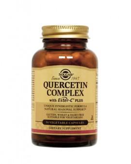 Solgar Quercetin Complex with Ester C 50 ταμπλέτες