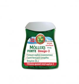 Mollers Forte 60 Κάψουλες