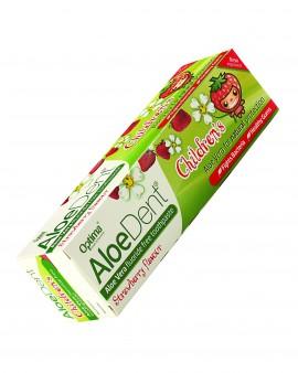 OPTIMA Aloe Dent Παιδική Οδοντόκρεμα