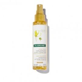 Klorane SoinSoleil Sun Radiance Protective Oil Ylang-Ylang 200ml