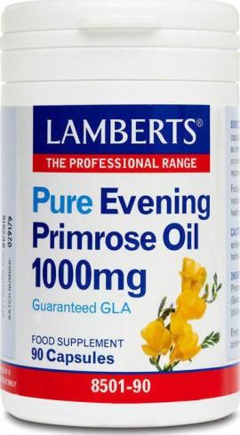 Lamberts Pure Evening Primrose Oil 1000mg  90 κάψουλες