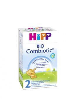 HIPP 2 Bio Combiotic 600gr από τον 6ο μήνα