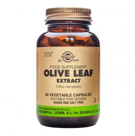 Solgar SFP Olive Leaf Extract 60 φυτικές κάψουλες