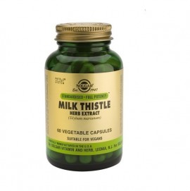 Solgar SFP Milk Thistle Herb Extract 60 φυτικές κάψουλες