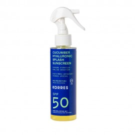 Korres Cucumber Hyaluronic Splash Sunscreen SPF50 150ml