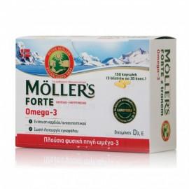 Mollers Forte 150 Κάψουλες