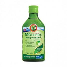 Mollers Σιρόπι Με Γεύση Μήλο 250ml
