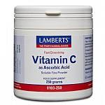 Lamberts Vitamin C Ascorbic Acid 250grams