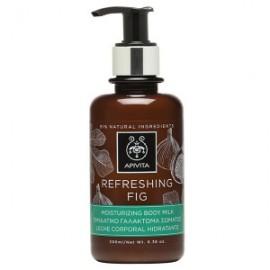 Apivita  Refreshing Fig Γαλάκτωμα Ενυδάτωσης Σώματος 200ml