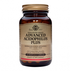 Solgar Advanced Acidophilus Plus 60caps