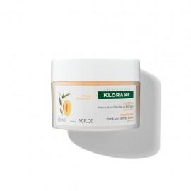 Klorane Mangue Μάσκα Μαλλιών με βούτυρο μάνγκο 150ml