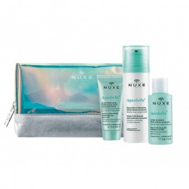 Nuxe Promo Aquabella Moisturizing Emulsion 50ml & ΔΩΡΟ Micro-Exfoliating Purifying Gel 15ml & Aquabella Lotion 35ml