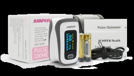 Jumper Medical Παλμικό Οξύμετρο Δακτύλου JPD-500F