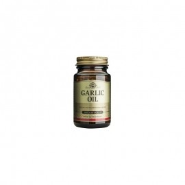 Solgar Garlic Oil 100softgels