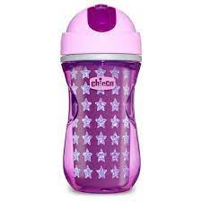 Chicco Sport Cup Insulated Μωβ 14m+ 266ml