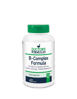 Doctors Formulas B-Complex 120 caps