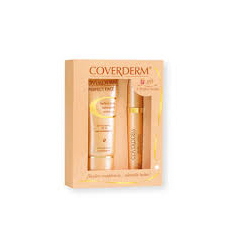 Coverderm  Perfect Face make-up No8 30ml  +ΔΩΡΟ ΜΑΣΚΑΡΑ 10ml