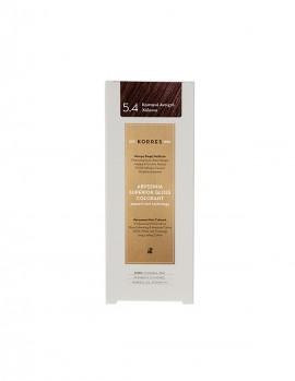 ΚΟΡΡΕΣ Abyssinia superior gloss colorant 5.4 Καστανό ανοιχτό χάλκινο