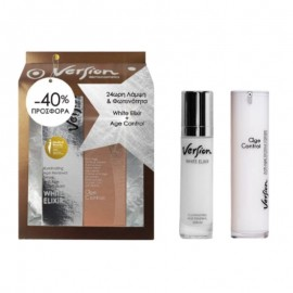 Version Radiance Set White Elixir Serum 50ml & Age Control Cream 50ml