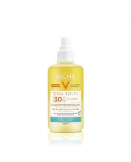 Vichy Ideal Soleil Αντηλιακό Water Spray Για ενυδάτωση SPF 30 200ml