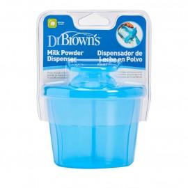 Dr. Browns Milk Powder Dispenser AC 039 Μπλέ 300ml