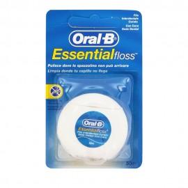 Oral-B Dental-Floss Κηρωμένο 50m