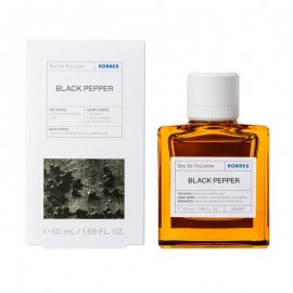 Korres Black Pepper Eau de Toilette 50ml