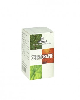 CHARAK Cephagraine 100 ταμπλέτες