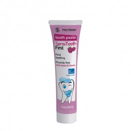 Frezyderm Sensiteeth First Toothpaste Παιδική Οδοντόκρεμα 40ml