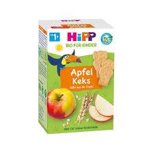 Hipp Παιδικό μπισκότο μήλου 150g